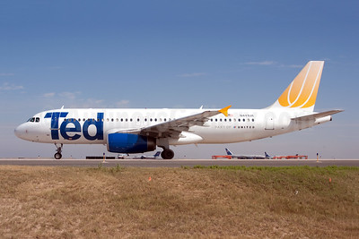 Ted (United Airlines) Airbus A320-232 N441UA (msn 751) DEN (Fred Freketic). Image: 949719.
