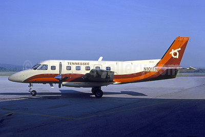Tennessee Airways Embraer EMB-110P1 Bandeirante N101TN (msn 110271) (DDM Photos- Bruce Drum Collection). Image: 950494.