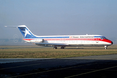 Ex AUA OE-LDA, delivered December 17, 1980