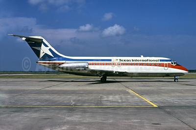 Texas International Airlines (Trans-Texas Airways-TTa)