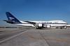 TradeWinds Airlines Cargo (2nd) Boeing 747-2U3B (SF) N923FT (msn 22769) MIA (Bruce Drum). Image: 100159.