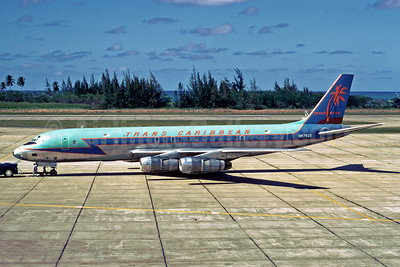 Trans Caribbean Airways McDonnell Douglas DC-8F-54 Jet Trader N8782R (msn 45667) SJU (Rafael Power - Bruce Drum Collection). Image: 908713.
