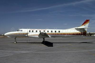 Trans-Colorado Airlines Swearingen SA227AT Merlin IVC N31072 (msn AT-504) ABQ (Robert Drum). Image: 105206.