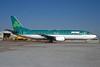 Trans Global Vacations (Ryan International Airlines) (Aer Lingus) Boeing 737-448 EI-BXK (msn 25736) (Aer Lingus colors) MIA (Bruce Drum). Image: 104028.