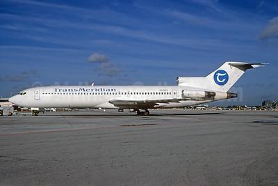 TransMeridian Airlines (USA) Boeing 727-281 N906PG (msn 20728) MIA (Bruce Drum). Image: 104032.