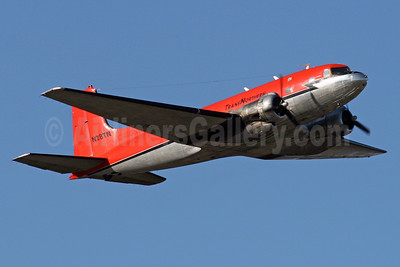 TransNorthern Aviation Douglas C-117D (Super DC-3) N28TN (msn 43354) ANC (Brian McDonough). Image: 933416.