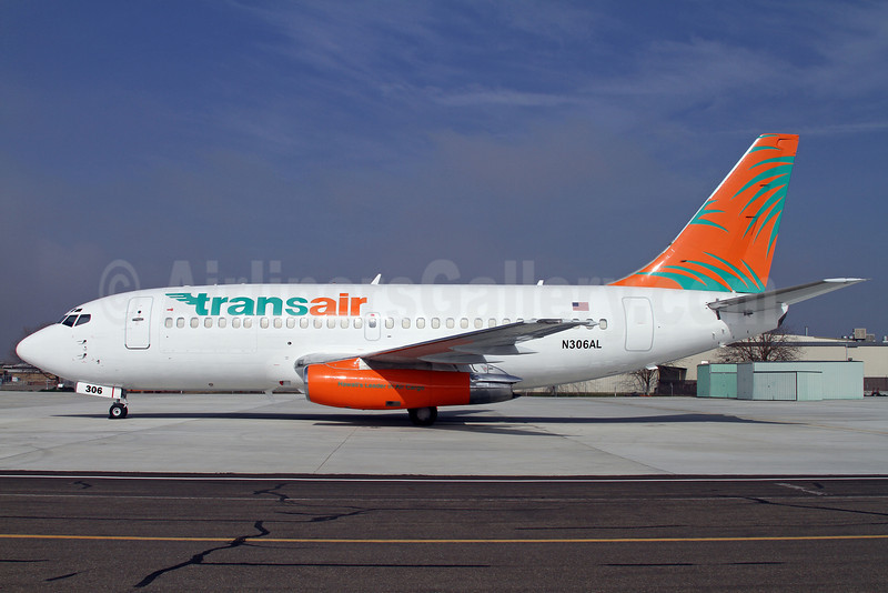 Airline Color Scheme - Introduced 1997