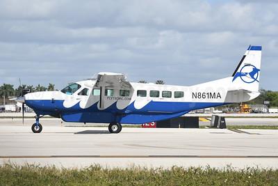 FlyTropic.com (Tropic Ocean Airways) Cessna 208B Grand Caravan N861MA (msn 208B0825) FLL (Bruce Drum). Image: 104925.