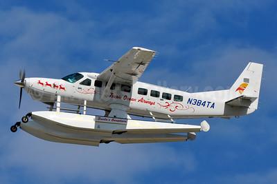 """Santa's Seaplane"""