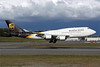 UPS Airlines (UPS-Worldwide Services) Boeing 747-45E (BCF) N579UP (msn 26062) ANC (Michael B. Ing). Image: 903067.