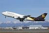 UPS Airlines (UPS-Worldwide Services) Boeing 747-45E (BCF) N579UP (msn 26062) ANC (Joe G. Walker). Image: 903067.