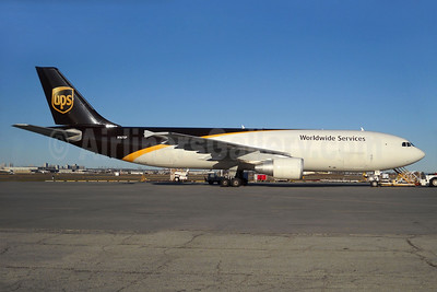 UPS Airlines (UPS-Worldwide Services) Airbus A300F4-622R N167UP (msn 862) YYZ (TMK Photography). Image: 936645.