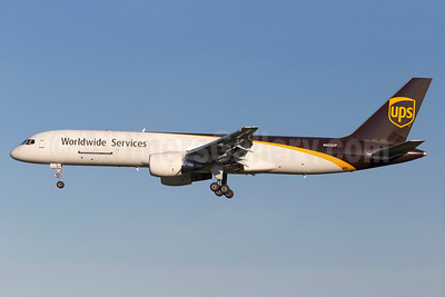 UPS Airlines (UPS-Worldwide Services) Boeing 757-24APF N433UP (msn 25464) ARN (Stefan Sjogren). Image: 936640.