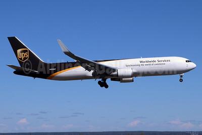 UPS Airlines (UPS-Worldwide Services) Boeing 767-34AF ER WL N359UP (msn 27270) ANC (Michael B. Ing). Image: 938318.