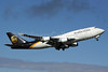 UPS Airlines (UPS-Worldwide Services) Boeing 747-45E (BCF) N578UP (msn 27154) ANC (Michael B. Ing). Image: 903227.