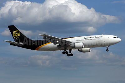 UPS Airlines (UPS-Worldwide Services) Airbus A300F4-622R N165UP (msn 854) YYZ (TMK Photography). Image: 936644.
