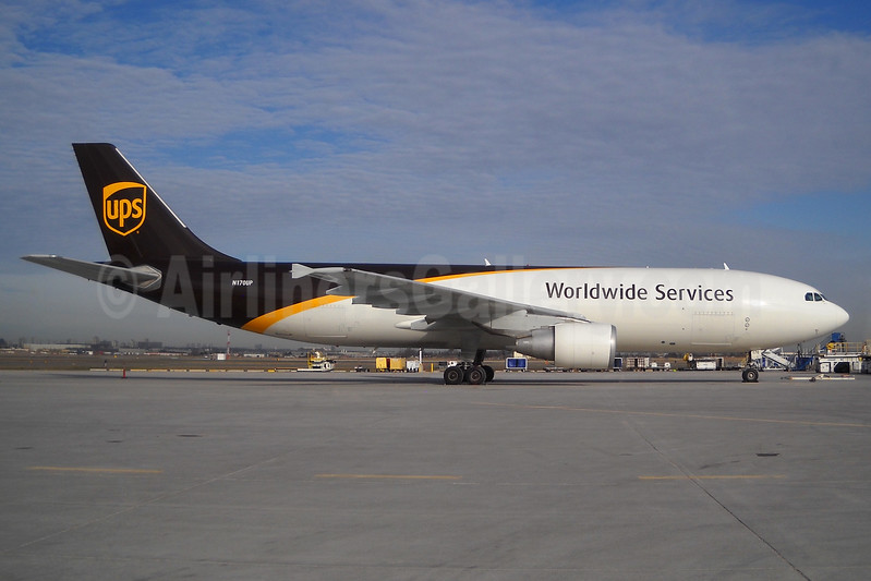 UPS Airlines (UPS-Worldwide Services) Airbus A300F4-622R N170UP (msn 865) YYZ (TMK Photography). Image: 936646.
