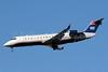 US Airways Express-Air Wisconsin Bombardier CRJ200 (CL-600-2B19) N418AW (msn 7618) ATL (Bruce Drum). Image: 101271.