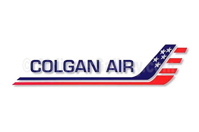 1. Colgan Air (2nd) logo