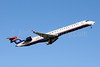 US Airways-Mesa Airlines (Mesa Air Group) Bombardier CRJ900 (CL-600-2D24) N915FJ (msn 15015) CLT (Bruce Drum). Image: 102376.