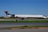 US Airways-Mesa Airlines (Mesa Air Group) Bombardier CRJ900 (CL-600-2D24) N919FJ (msn 15019) CLT (Bruce Drum). Image: 101670.