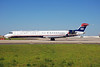US Airways-Mesa Airlines (Mesa Air Group) Bombardier CRJ900 (CL-600-2D24) N932LR (msn 15032) CLT (Bruce Drum). Image: 102087.