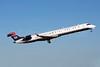 US Airways-Mesa Airlines (Mesa Air Group) Bombardier CRJ900 (CL-600-2D24) N914FJ (msn 15014) CLT (Bruce Drum). Image: 102146.