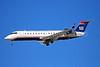 US Airways-Mesa Airlines (Mesa Air Group) Bombardier CRJ200 (CL-600-2B19) N77286 (msn 7286) LAS (Bruce Drum). Image: 100490.