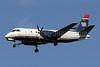 US Airways Express-Mesaba Airlines SAAB 340B N416XJ (msn 416) IAD (Brian McDonough). Image: 906741.