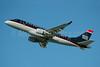 US Airways Express-MidAtlantic Airways Embraer ERJ 170-100SU N824MD (msn 17000045) FLL (Bruce Drum). Image: 100886.