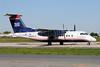 US Airways Express-Piedmont Airlines (2nd) Bombardier DHC-8-102 N936HA (msn 145) CLT (Bruce Drum). Image: 101413.