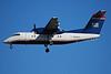 US Airways Express-Piedmont Airlines (2nd) Bombardier DHC-8-102 N838EX (msn 220) CLT (Bruce Drum). Image: 100889.
