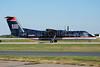US Airways Express-Piedmont Airlines (2nd) Bombardier DHC-8-311 N343EN (msn 340) CLT (Bruce Drum). Image:100891.