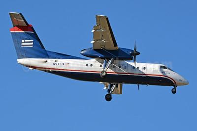 US Airways Express-Piedmont Airlines (2nd) Bombardier DHC-8-102 Dash 8 N931HA (msn 132) CLT (Jay Selman). Image: 403774.