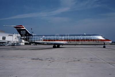 "US Airways Shuttle (US Airways) McDonnell Douglas DC-9-31 N928VJ (msn 48131) CMH (Jim ""Jet"" Thompson - Bruce Drum Collection). Image: 101078."