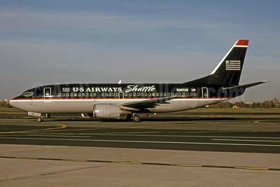 US Airways Shuttle (US Airways) Boeing 737-3B7 N387US (msn 22959) DCA (Bruce Drum). Image: 101074.