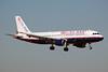 USA 3000 Airlines Airbus A320-214 N260AV (msn 1564) FLL (Bruce Drum). Image: 100609.