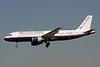 USA 3000 Airlines Airbus A320-214 N262AV (msn 1725) BWI (Brian McDonough). Image: 906289.