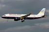 USA 3000 Airlines Airbus A320-214 N262AV (msn 1725) (Dreams Resorts and Spas) BWI (Brian McDonough). Image: 902426.