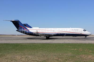 USA Jet Airlines McDonnell Douglas DC-9-33F N327US (msn 47414) YIP (Jeffrey S. DeVore). Image: 932443.