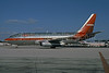 USAir Boeing 737-2B7 N286AU (msn 23133) MIA (Bruce Drum). Image: 101044.