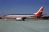 USAir Boeing 737-3B7 N351AU (msn 22951) MCO (Keith Armes). Image; 909604.
