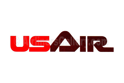 1. USAir logo