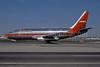 USAir Boeing 737-2B7 N323AU (msn 22891) LGA (Keith Armes). Image: 908171.