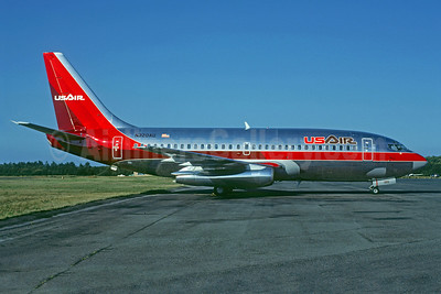 Airline Color Scheme - Introduced 1979 (Allegheny Airlines 1975)