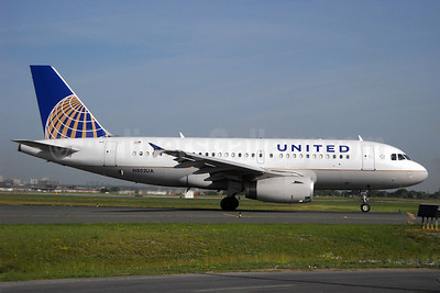 United Airlines Airbus A319-131 N802UA (msn 690) YYZ (TMK Photography). Image: 907324.