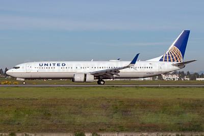 United Airlines Boeing 737-924 ER SSWL N75428 (msn 31633) SEA (Brandon Farris). Image: 938709.