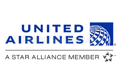 1. United Airlines logo