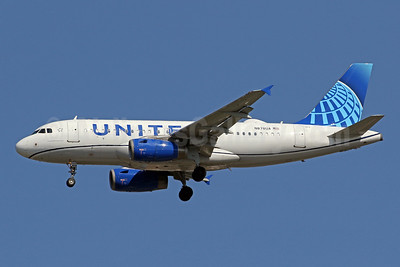 United Airlines Airbus A319-132 N878UA (msn 2371) IAD (Brian McDonough). Image: 950074.