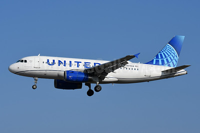 United Airlines Airbus A319-132 N878UA (msn 2371) BWI (Tony Storck). Image: 954537.